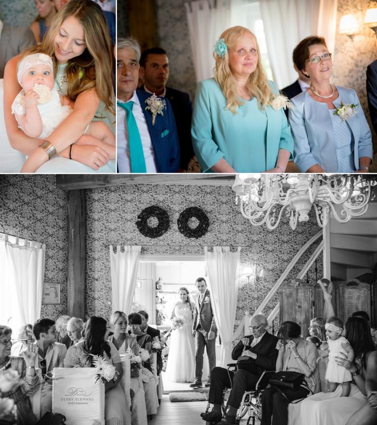 Vintage wedding | © Debby Elemans Photography
