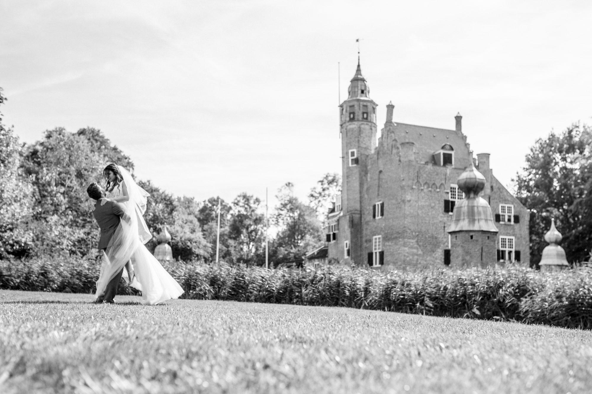 trouwfotograaf Slot Moermond | © Debby Elemans Photography